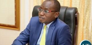 Mr Amos Chanda