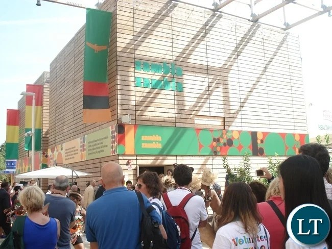 The 28th of August 2015 marked the Zambia National Day at EXPO Milan (the Universal Exposition held every five years worldwide and currently running until the end of October).