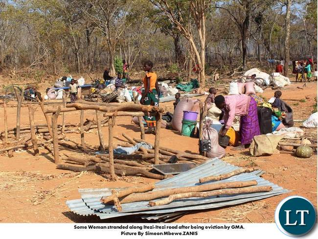 ZAWA Evictions