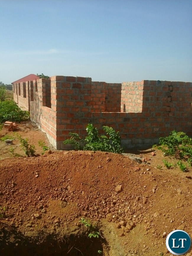 NDOLA City Council (NCC) buried more than 40 demarcated plots allocated illegally on Mitengo graveyard reserve. Unknown people had encroached on the grave yard and started building houses on illegal plots.