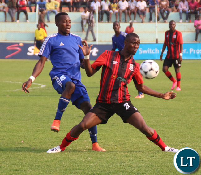 Barclays Bank Semi Final: Nkwazi Vs ZANACO, Nkwazi won on penalties 5-3 after 1-1 draw