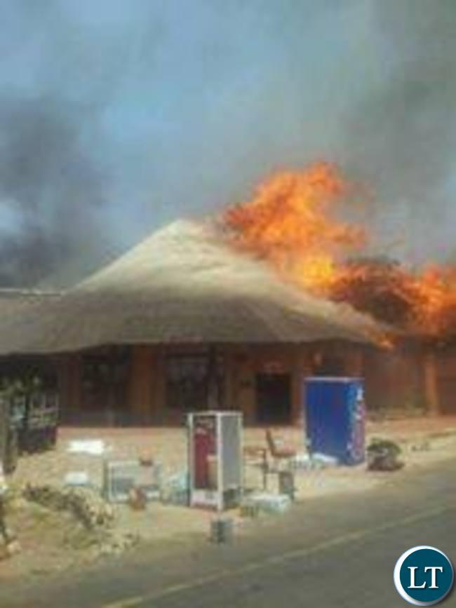 General Education Michael Kaingu's Kozo Lodge