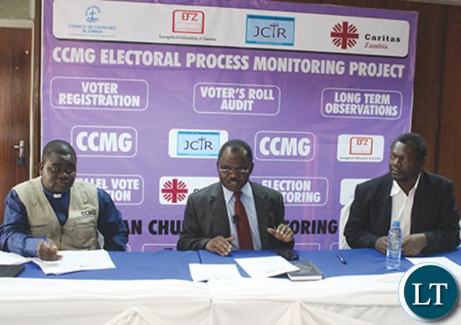 Christian Churches Monitoring Group (CCMG)