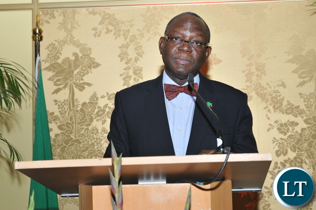 Ambassador Bwalya Chiti