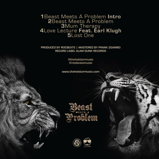 Beast Meets A Problem Tracklisting and Credits