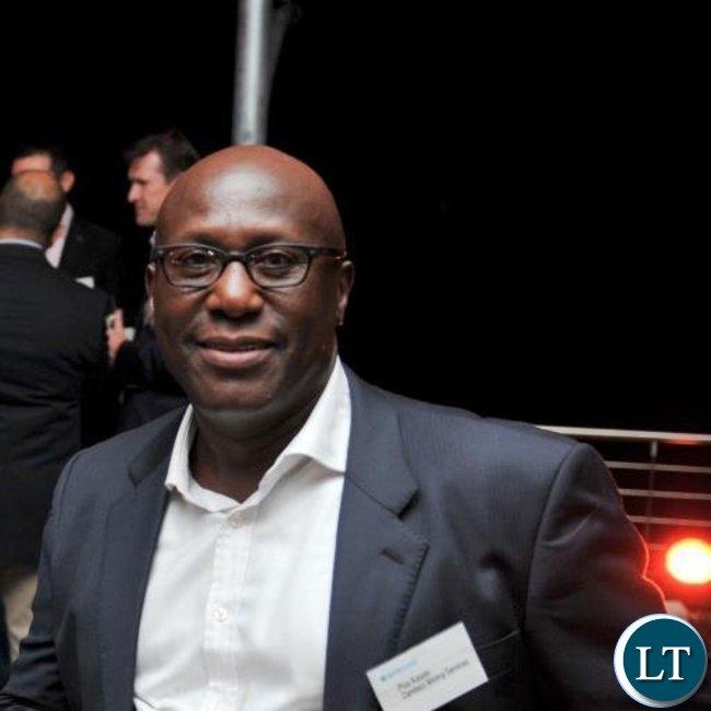 Dr. Pius Chilufya Kasolo