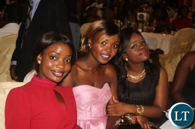 some attendees at the Nc'wala Ceremony Fundraising Dinner