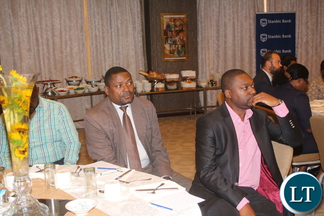 Zambia International Investment Forum 2016 Launch: