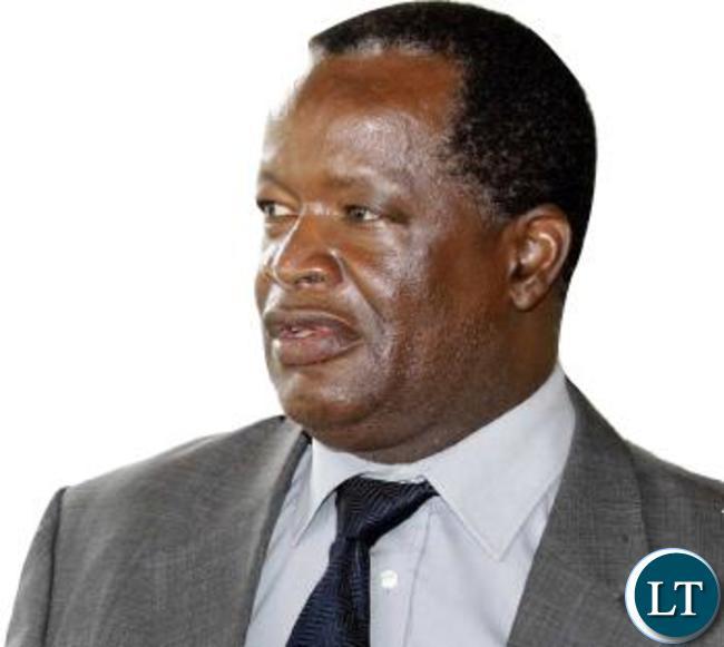 Jack Mwiimbu Chairman - Legal