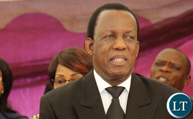 Chairperson Judge Esau Chulu