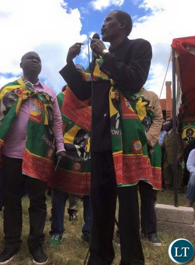 Judge Ngoma joins the UPND