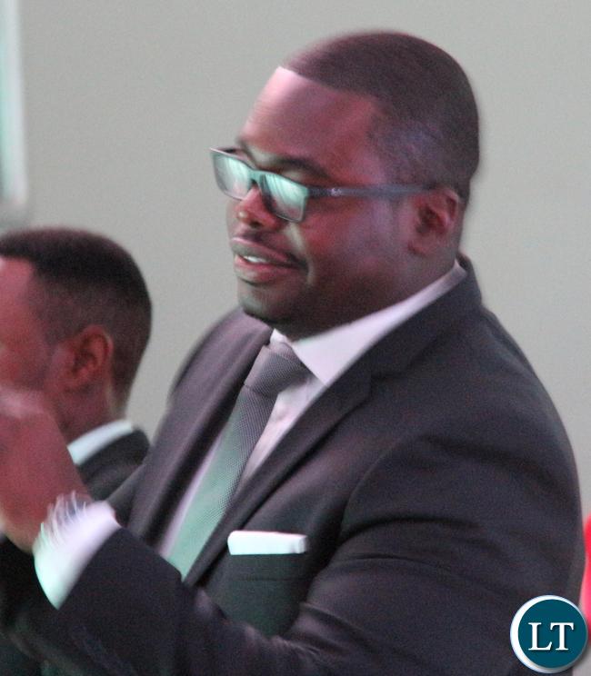 The man identified as Son of  Kagem Board Chairman William Nyirenda