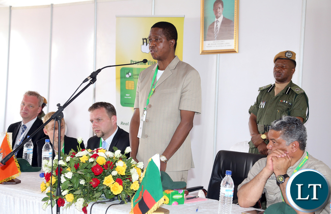 President Lungu opnes Agrictech Expo in Chisamba 1019