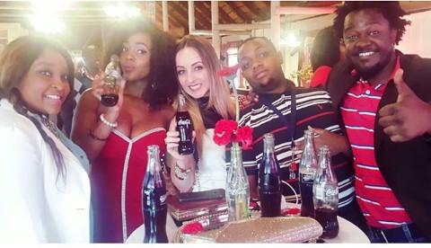 Thandi Vundamina,Cleo ice Queen , Kiki , DJ Sebastien dutch ,DJ Bugsy