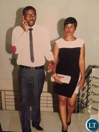 Happier Times-Mr and Mrs Litebele