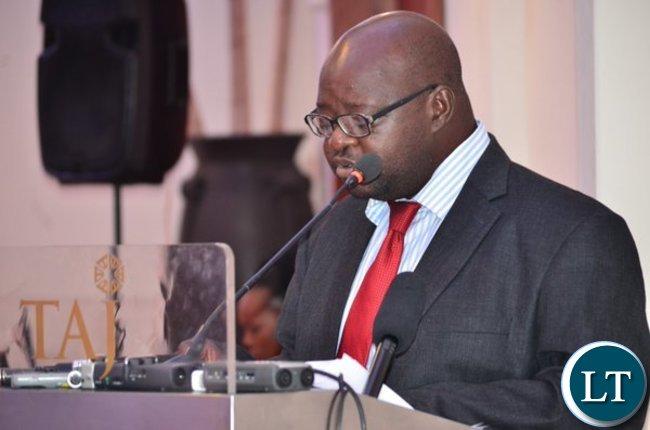Renowned academic Professor Francis Chigunta