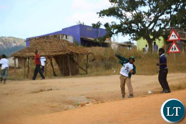 More PF orchestrated violence in Mafinga