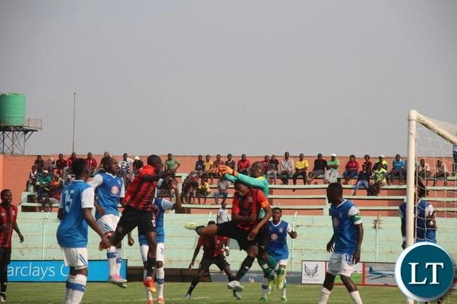 Highlights Barclay's Bank Cup 2016 Edition Quarter Final: Zanaco vs Kabwe Warriors  at Nkoloma stadium on Saturday, 17th September 2016.