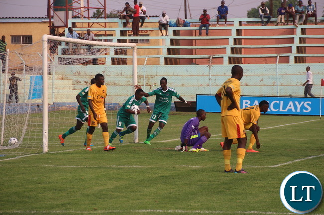 Highlights  Barclay's Bank Cup 2016 Edition Quarter Final:  GBFC 1 vs Power FC 02 at Nkoloma Stadium on Sunday, 19th September 2016