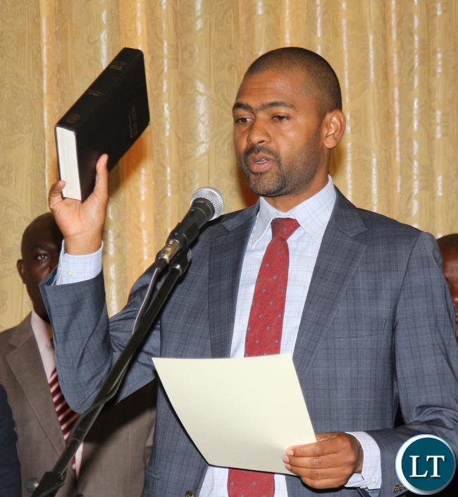 Vincent Mwale