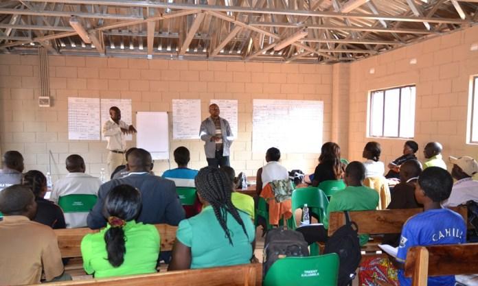 Kalumbila champions community-driven approach to development.
