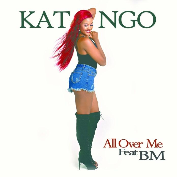 Katongo ft BM - All Over Me (Like This) - Single Cover