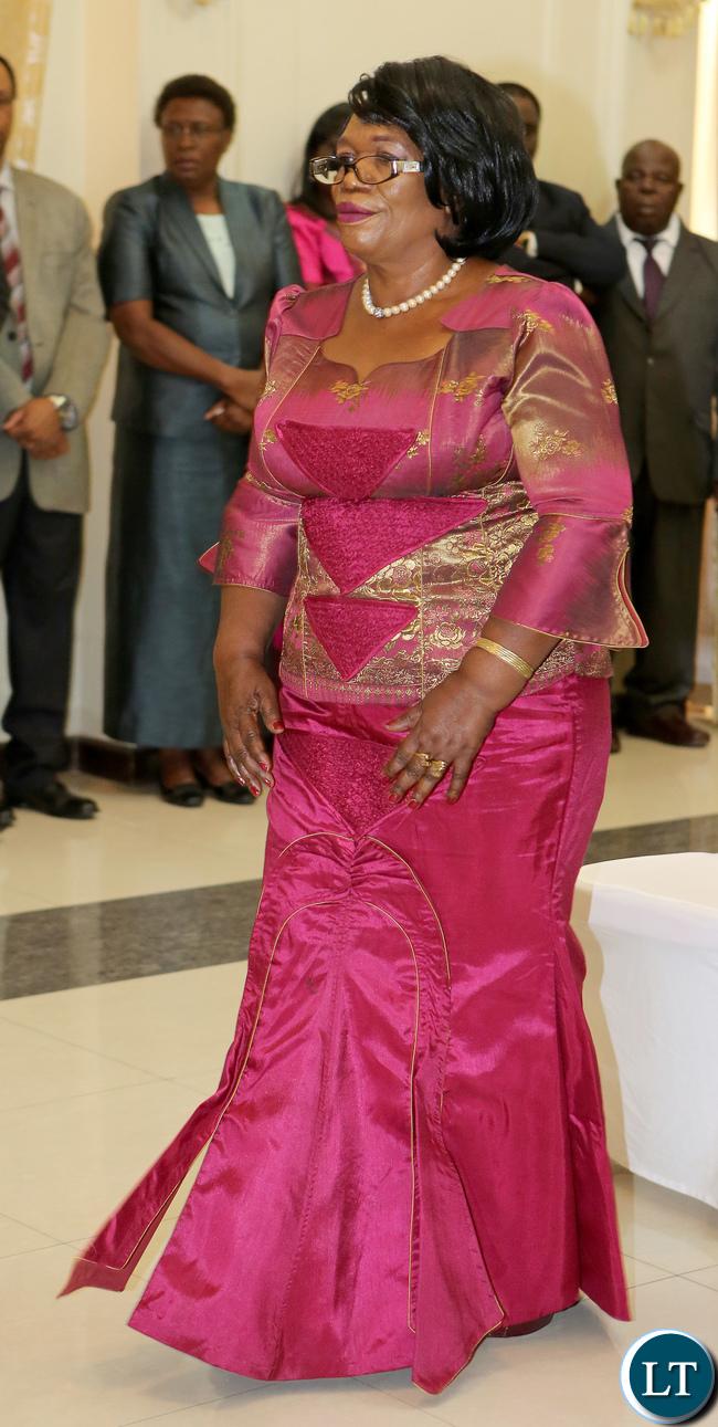Prof Nkandu Luo