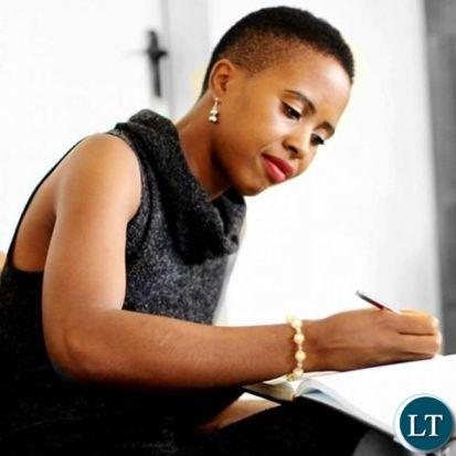 PF Nkoloma ward one Councillor Tasila Lungu