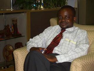 ZCSD Executive Director Lewis Mwape
