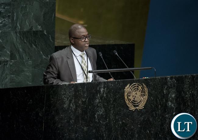 Zambia : Zambia highlights key essentials to Africa's development