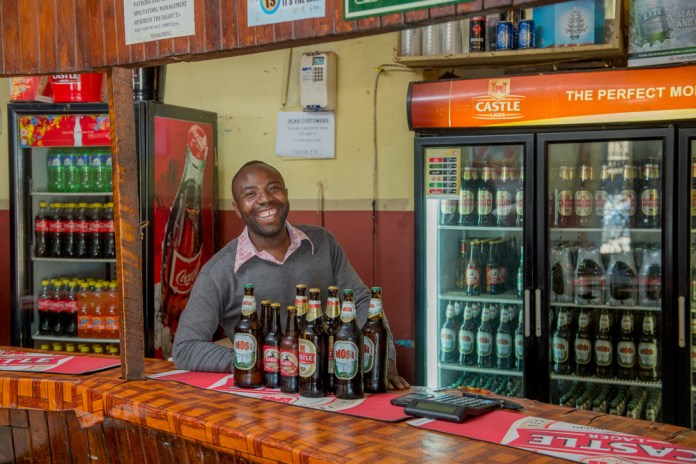 Zambian Breweries beer brands - hear for the long-term.