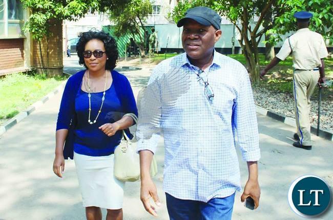 The Post prints lies - Chanda - Zambia Daily Mail