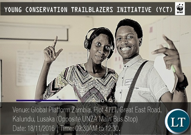 The Young Conservation Trailblazers Initiative (YCT)