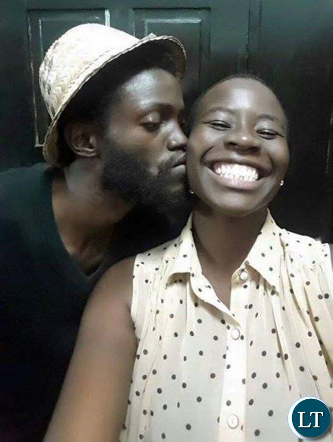 Happier Times- Then love birds, Mumba Yachi and Wezi
