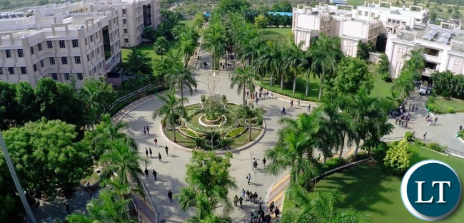 Parul University Campus