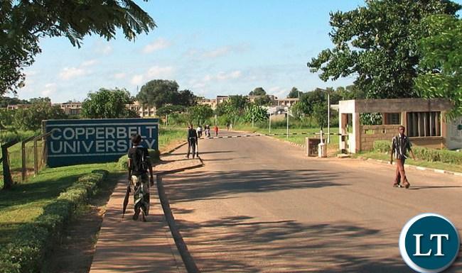 Copperbelt University (CBU)