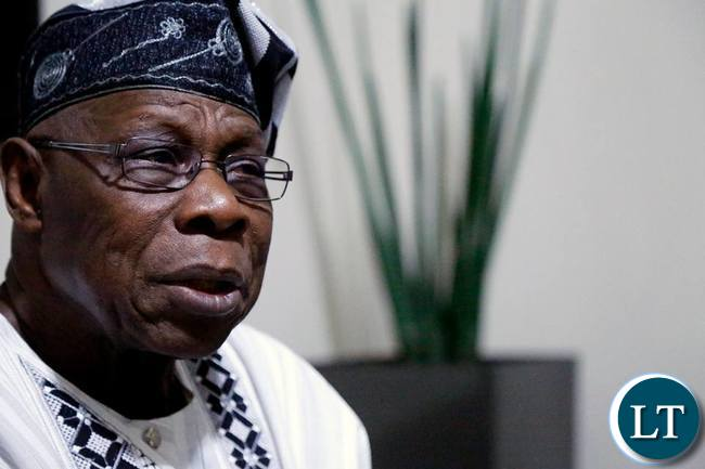 Image result for Free yourselves from'the other room' - Obasanjo tells Nigerian women