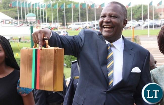 Finance Minister Felix Mutati