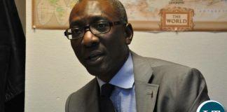 NAREP leader Elias Chipimo