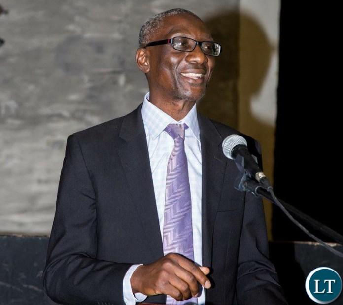 NAREP President Elias Chipimo