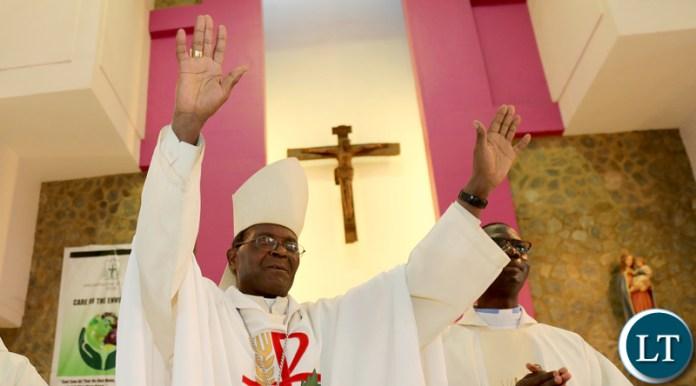 Bishop Mpundu