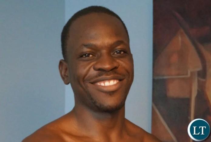 Patrick Shumba, a Zambian actor