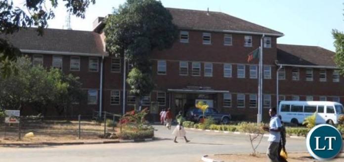 Livingstone Central Hospital