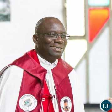 CCZ General Secretary, Emmanuel Chikoya