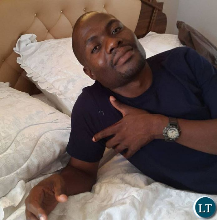PF Southern Province Spokesman Trymore Mwenda who was acquitted of the case of sexually molesting his biological daughter