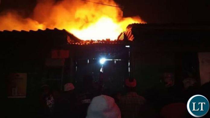 COMESA market on fire