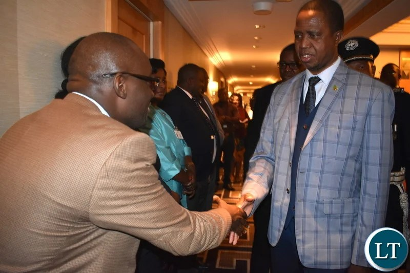 Zambia : First-ever Bi-Annual Business Conference focusing on