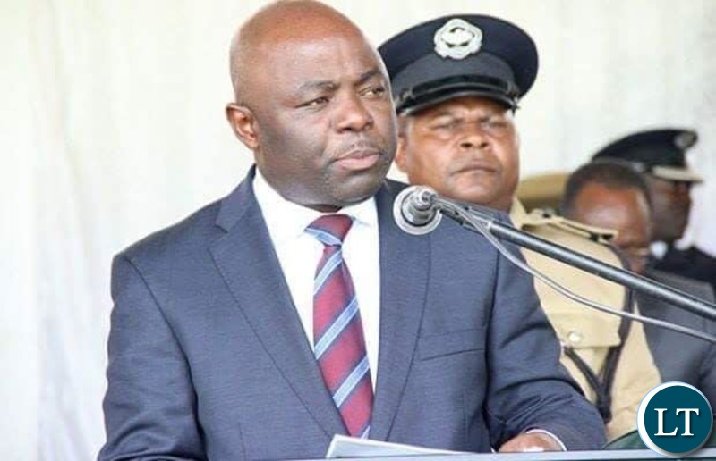 Zambia : Home Affairs Minister calls upon all political