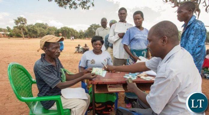 Social Cash Transfer Recipients