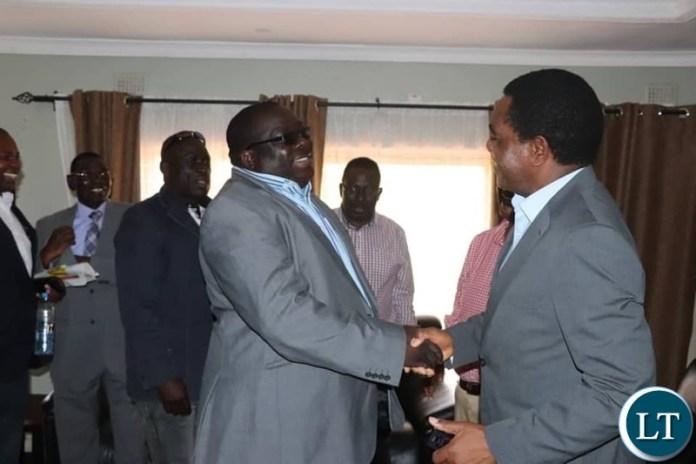 HH and Kambwili